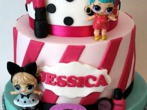 LOL Surprise Birthday Cakes