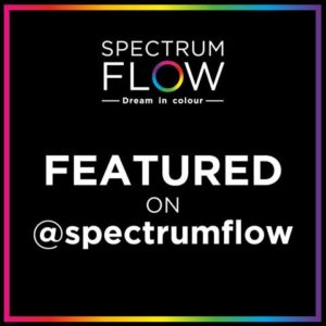 As featured on @spectrumflow