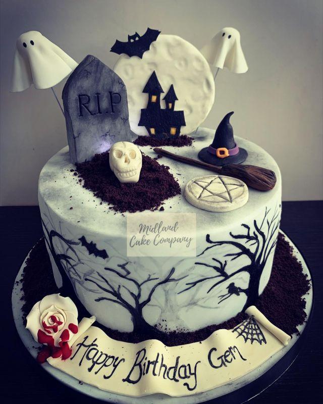 Midland Cake Company Wedding Cake Birthday Cake Celebration Cake