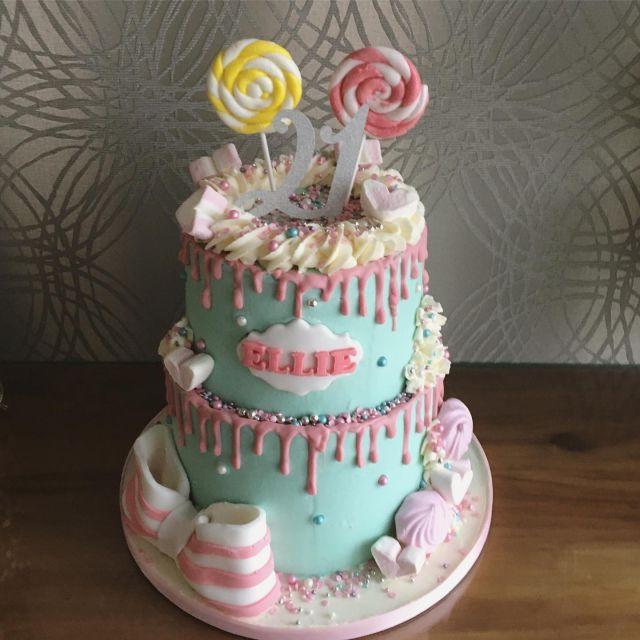 Terrific Celebration Cake Gallery Midland Cake Company Personalised Birthday Cards Xaembasilily Jamesorg